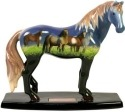 Horse of a Different Color 20330 High Desert Figurine
