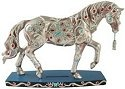 Horse of a Different Color 20333 Jeweled Butterflies Figurine