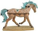 Horse of a Different Color 20334 Navajo Pottery Figurine