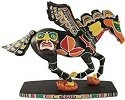 Horse of a Different Color 20337 Thunderbird Totem Figurine