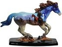 Horse of a Different Color 20339 Grazing Horses Figurine
