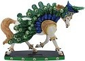 Horse of a Different Color 20342 Rio Carnevale Figurine