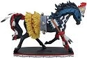 Horse of a Different Color 20343 Apache Spirit Figurine