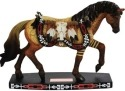 Horse of a Different Color 20349 Longhorn Figurine