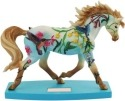 Horse of a Different Color 20350 Hummingbird Garden Figurine