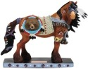 Horse of a Different Color 20356 Bear Chief Figurine