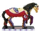 Horse of a Different Color 20359 Native Princess Figurine