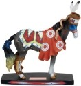 Horse of a Different Color 20362 Hidatsa Chief Figurine