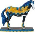 Horse of a Different Color 20365 Lizard Master Figurine