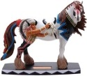 Horse of a Different Color 20381 Spirit Call Figurine