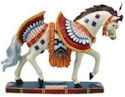 Horse of a Different Color 20384 Bird Dancer Figurine