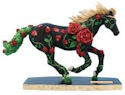 Horse of a Different Color 20386 For The Roses Figurine