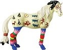 Horse of a Different Color 20513 Storyteller Mini Figurine