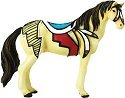 Horse of a Different Color 20514 Southwestern Mini Figurine