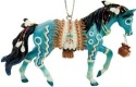 Horse of a Different Color 20516 Lightbolt Ornament