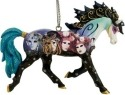 Horse of a Different Color 20517 Venetian Carnival Ornament