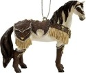 Horse of a Different Color 20519 Western Leather Ornament