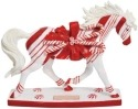 Horse of a Different Color 20613 Candy Cane Lane Figurine
