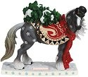 Horse of a Different Color 20618 Snowy Figurine