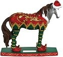 Horse of a Different Color 20621 Elf Figurine