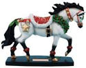 Horse of a Different Color 20622 Jingle Bells Figurine