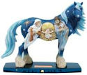 Horse of a Different Color 20624 Nativity Figurine