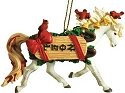 Horse of a Different Color 20634 Noel Ornament