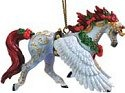 Horse of a Different Color 20637 Christmas Angel Ornament