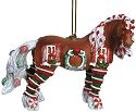 Horse of a Different Color 20649 Sugar Plum Ornament