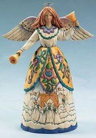 Jim Shore 114409 Proclaimer of Heaven Figurine