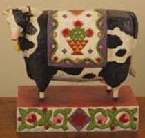 Jim Shore 118833 Cow