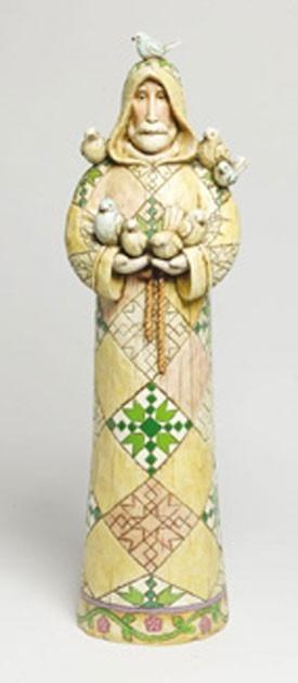 Jim Shore 4002241 St Francis Statue