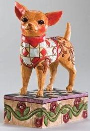 Jim Shore 4004848 Chihuahua Figurine