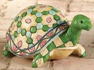 Jim Shore 4005176 Turtle