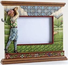 Jim Shore 4005227 Man Golfer