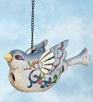 Jim Shore 4005276 Bird Birdhouse