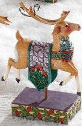 Jim Shore 4005322 Christmas Magic Figurine
