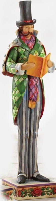 Jim Shore 4005326 Here We Come A Caroling Among Figurine