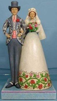 Jim Shore 4007234 I Do Figurine