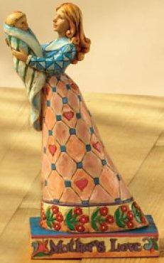 Jim Shore 4007244 Mother's Love Figurine