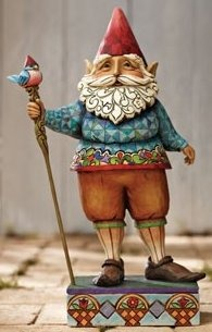 Jim Shore 4007763 Gnome