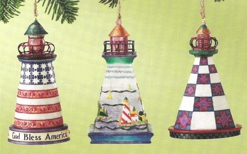 Jim Shore 4008192 Lighthouses Ornament