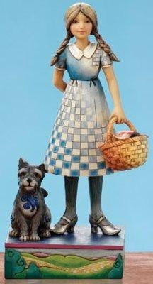 Jim Shore Wizard of Oz 4009045 Go Where Your Dreams Take You Figurine