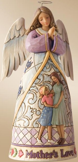 Jim Shore 4009245 Nothing Like Mother's Love Figurine