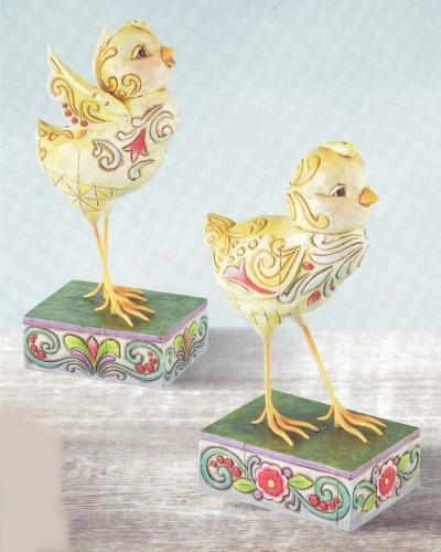 Jim Shore 4009252 Birds Figurine