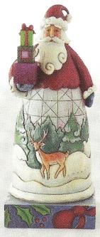 Jim Shore 4010848 Holiday Figurine
