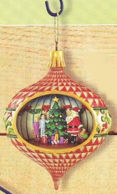 Jim Shore 4010894 Christmas Scene Diorama