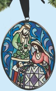 Jim Shore 4014435 Nativity