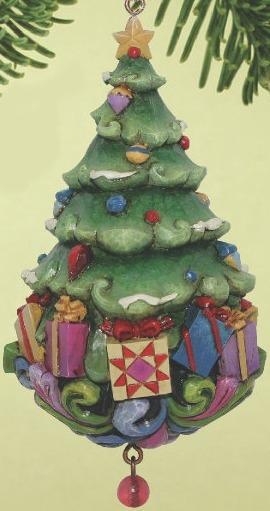 Jim Shore 4014456 Christmas Tree