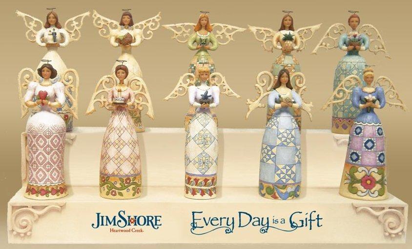 Jim Shore 4014532 Base Everyday Angels Display Base